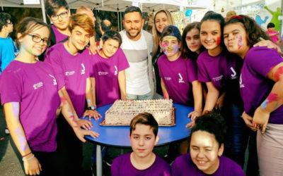 El Ayuntamiento se vuelva en la celebración del 12 aniversario de la Casa de la Juventud