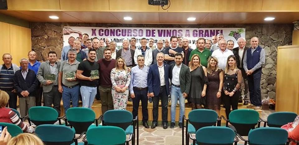 Juan José López Izquierdo gana el X Concurso de Vinos a Granel