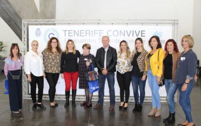 Participación de La Victoria de Acentejo en la I Jornada Tenerife Convive