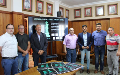 Presentada la I Copa de Club de Ajedrez Tenerife Norte