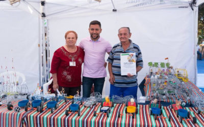 La Feria de Artesanía vuelve al entorno de la Plaza Rodríguez Lara