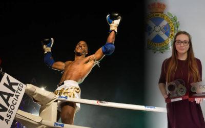 Fiona Snaps y Marcel González mejores deportistas del 2018