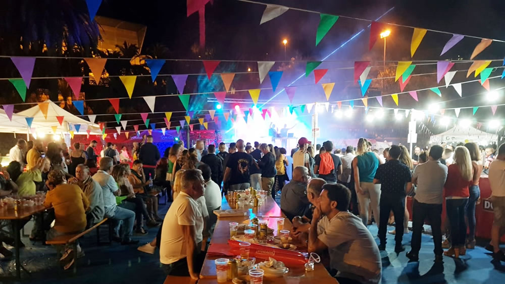 Rotundo éxito de la segunda edición del Garimba´s Party