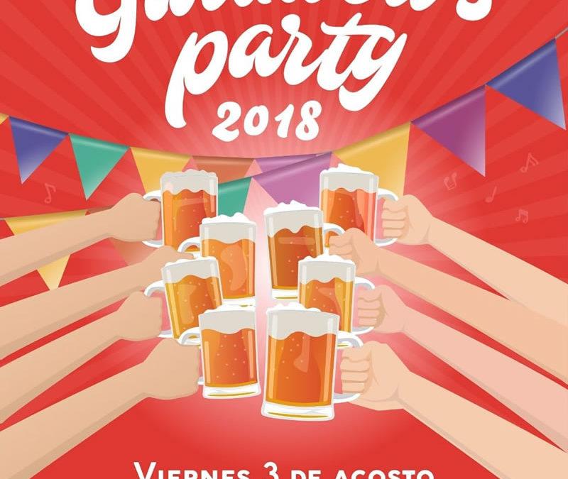 El Parque El Pinar acoge este viernes la II Garimba's Party