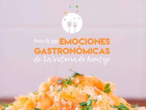 Emociones gastronómicas