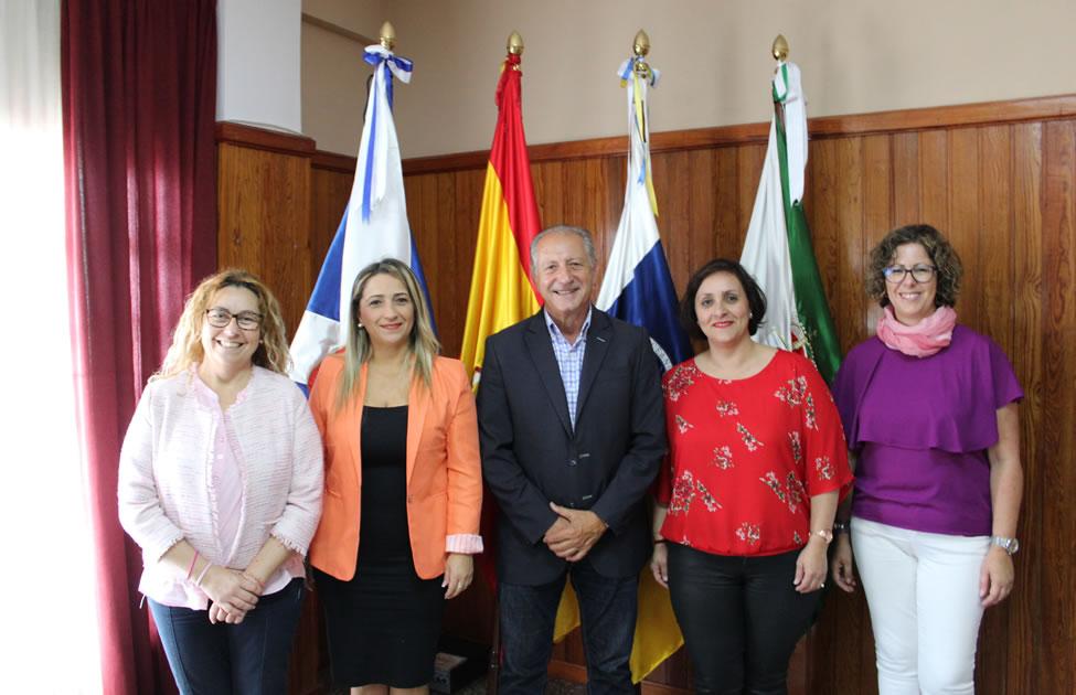 La Victoria de Acentejo se suma a la Red de Municipios por la Igualdad de Género del Norte de Tenerife