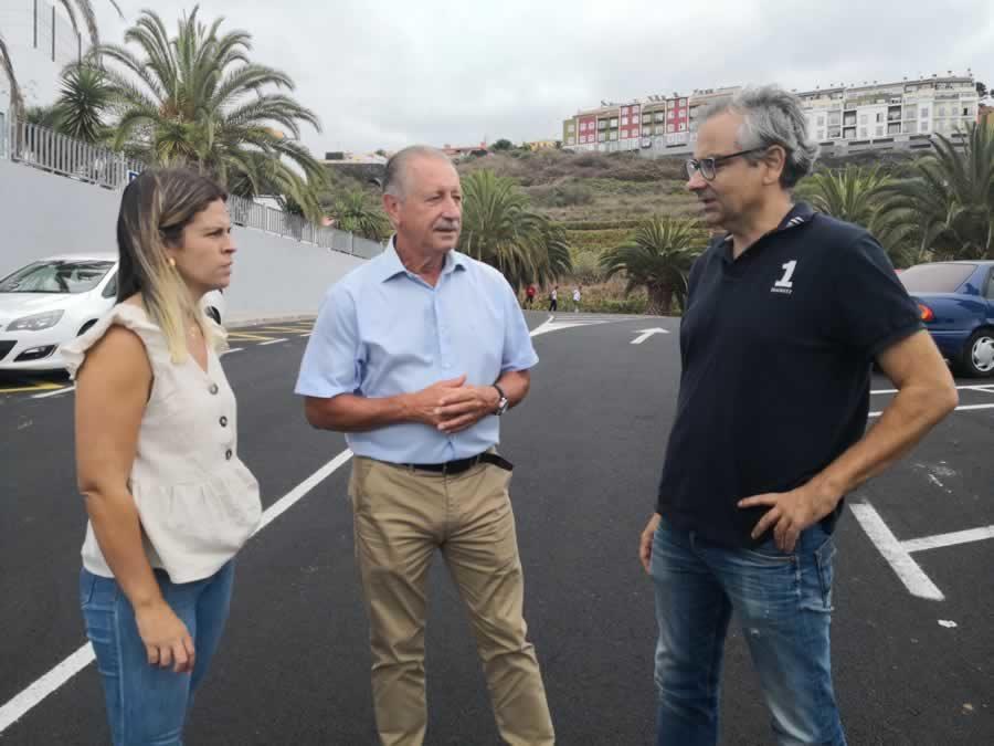 Mejoras en el acceso al IES Alfonso Fernández