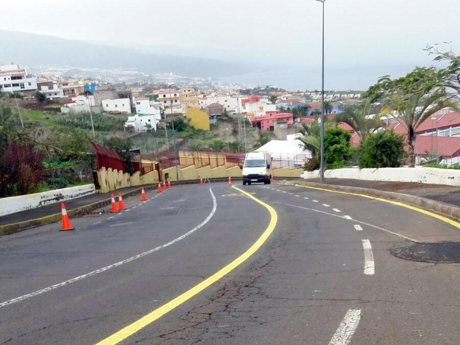 La concejalía de Obras Públicas del Ayuntamiento de La Victoria informa