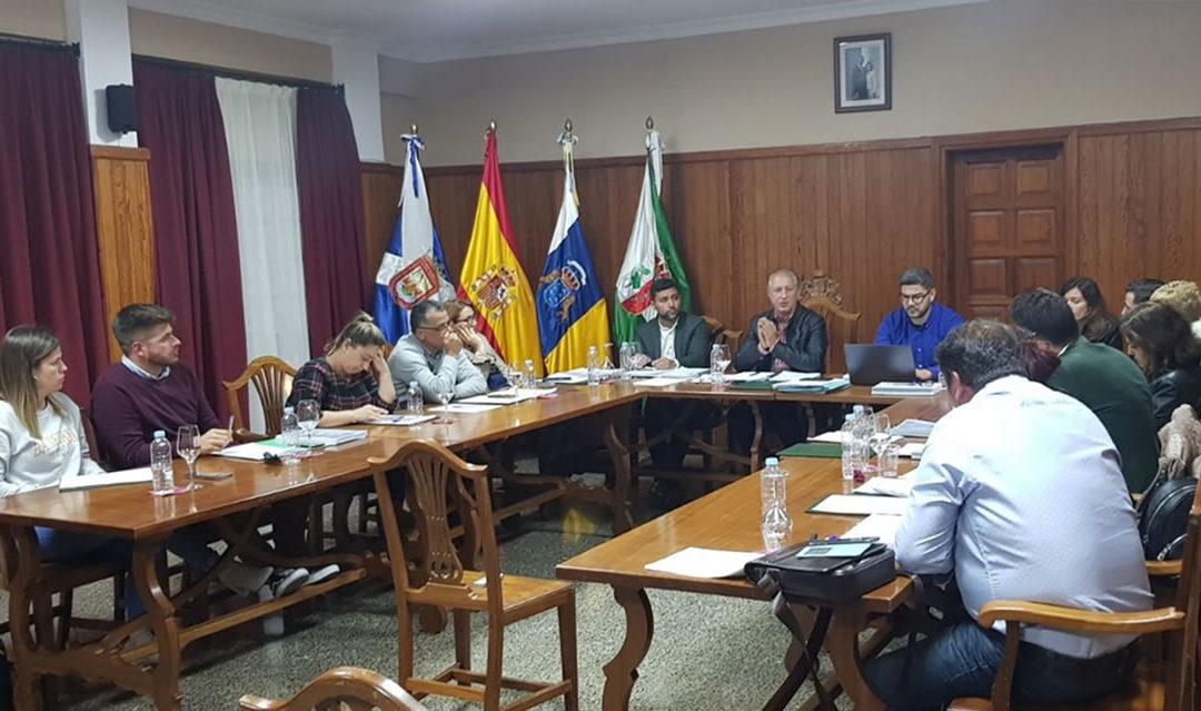 El gobierno local logra la aprobación del mayor presupuesto de la historia del municipio