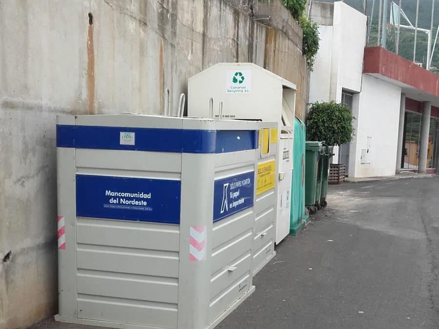 Campaña para la correcta utilización del servicio de recogida de chatarra, enseres y residuos