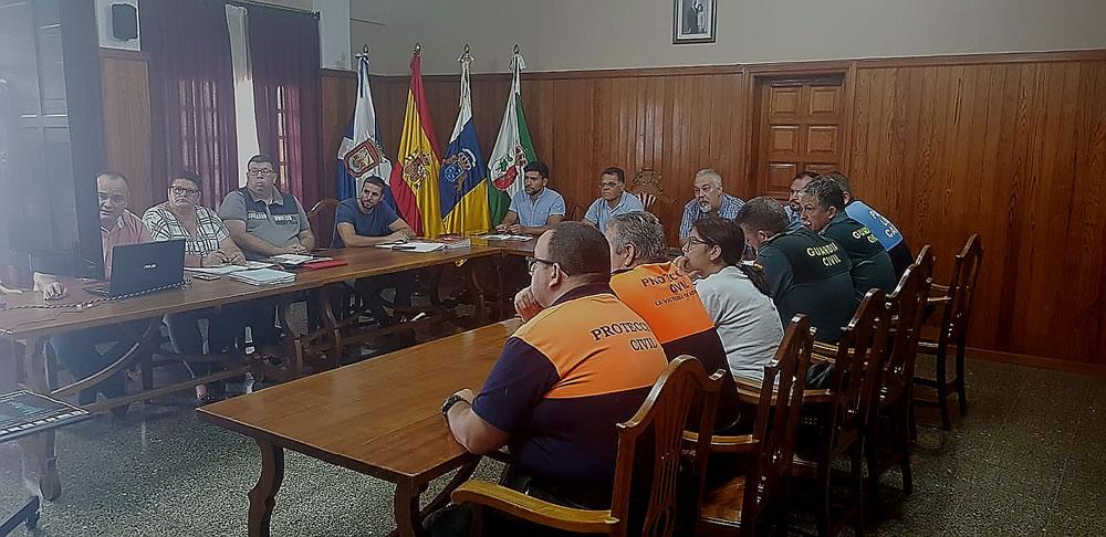 190 efectivos velarán por la seguridad en las fiestas patronales 2018