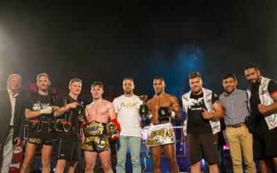 Nuevo éxito de la velada de Muay Thai en La Victoria de Acentejo