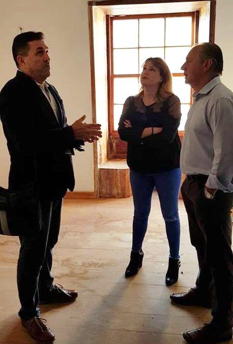 Nuevo proyecto para alojamiento rural: La Casa del Dean Calzadilla