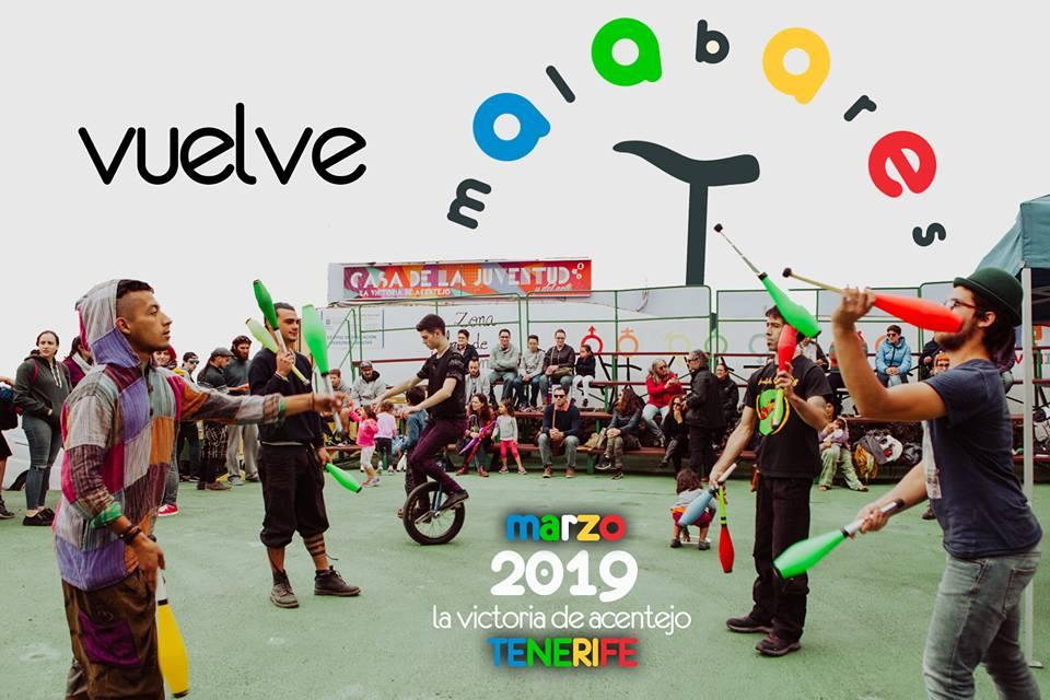 II Festival Internacional de Circo en la Calle Malabares 2019