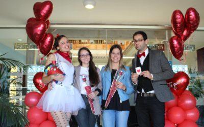 Entrega de premios San Valentín