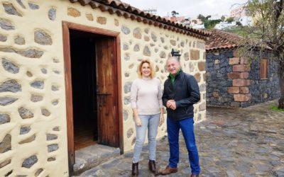 El Centro de Estudios e Interpretación y el Barranco de La Sabina formarán parte del Patrimonio Cultural Turístico