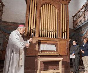 El Órgano Barroco Germano (1780) de La Victoria de Acentejo se incorpora a la promoción turística de su Patrimonio Cultural