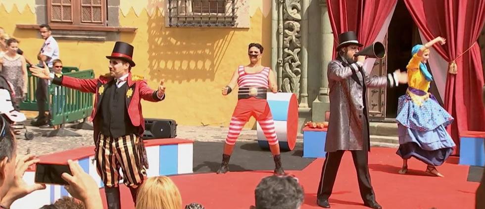 Arranca el 2º Festival Internacional de Circo de Calle – Malabares 2019