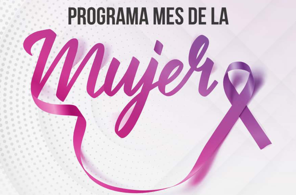 Programa mes de la mujer