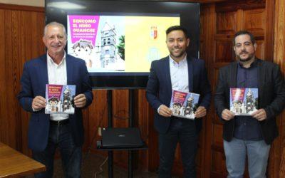 """La concejalía de Cultura presenta el libro infantil """"Bencomo, el niño guanche"""""""