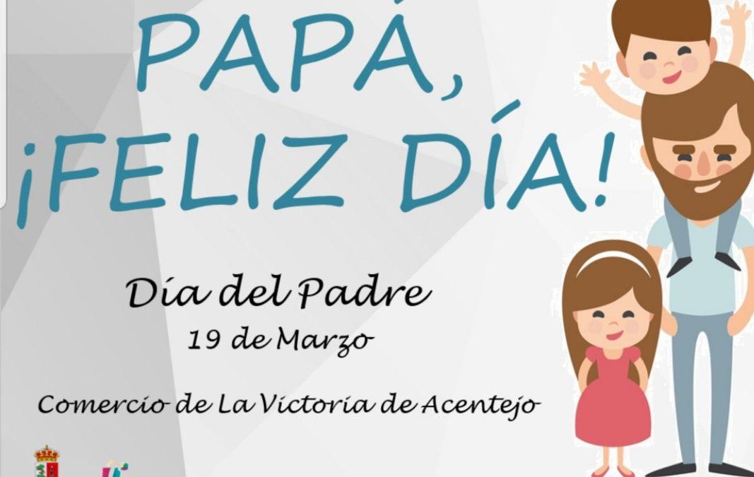 El comercio de La Victoria celebra el Día del Padre con sorteos entre sus clientes