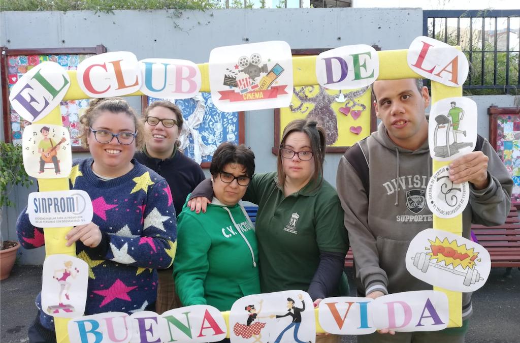 Proyecto «Club de la buena vida»