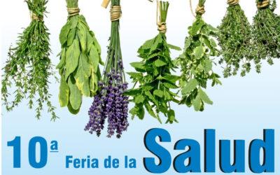 Programa de actividades para la X FERIA DE LA SALUD
