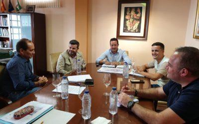 Ayuntamiento y Cabildo abordan actuaciones y proyectos para La Victoria dotados con casi 1,8 millones de euros