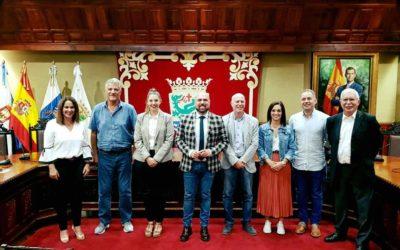 La Victoria se adhiere a la Asociación Canaria de Universidades Populares
