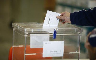 Consulta del censo y listado de mesas electorales del municipio
