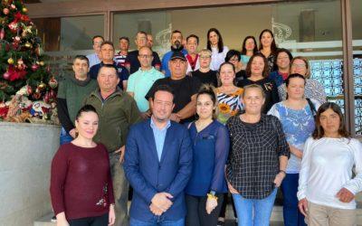 La Victoria pone en marcha un proyecto que dará trabajo a 48 personas desempleadas del municipio