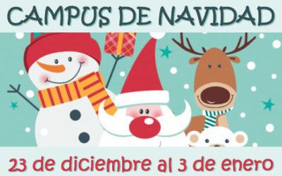 Llega el Campus de Navidad