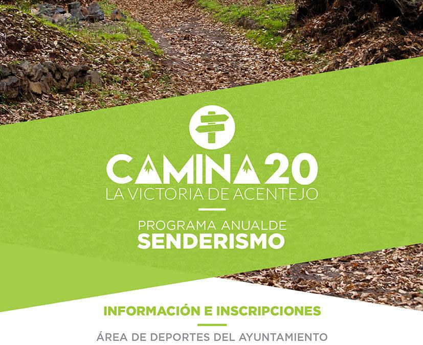 La Victoria Camina 2020 ofrece una decena de rutas de senderismo adaptadas a todas las edades