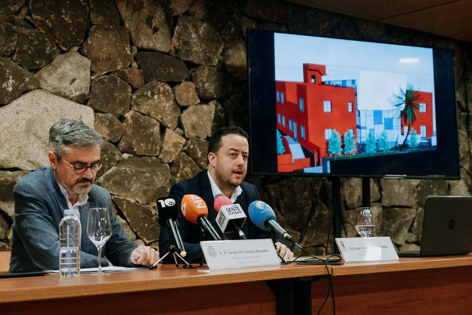 El Ayuntamiento de La Victoria emprende la ampliación y mejora de la Biblioteca Municipal con un presupuesto de más de 550.000 euros