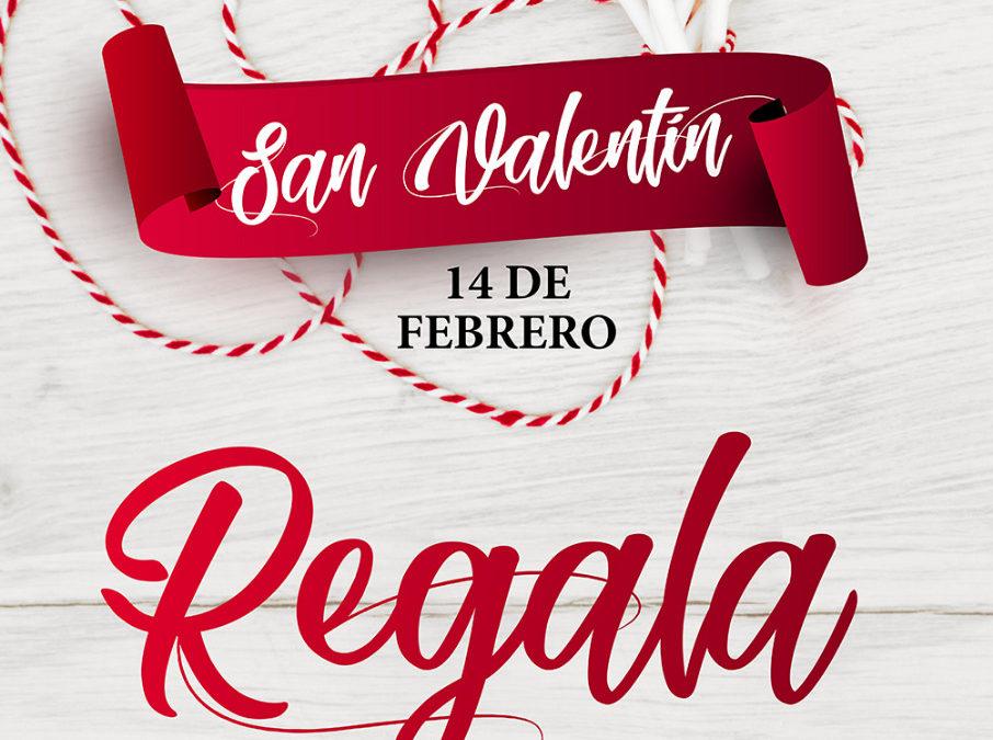 En marcha la campaña comercial de San Valentín