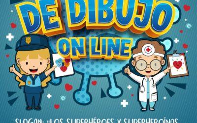 La Victoria convoca el concurso 'online' de dibujo infantil 'Los superhéroes y superheroínas del coronavirus'