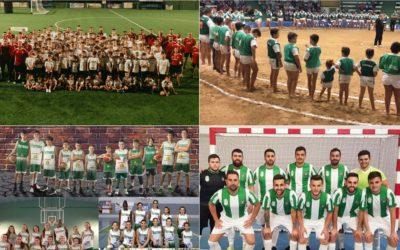 El ayuntamiento de La Victoria hace efectivo el pago de cerca de 80.000 euros en ayudas a clubes deportivos