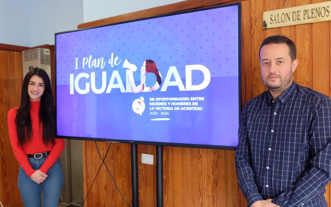 El Ayuntamiento de La Victoria implica a la ciudadanía en la elaboración del I Plan Municipal de Igualdad