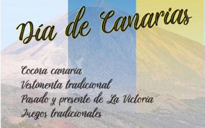 Celebración virtual del Día de Canarias