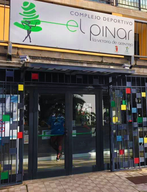 Reapertura del Complejo Deportivo El Pinar