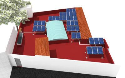 La Victoria de Acentejo obtiene una subvención regional de 36.852 euros para dotar de energía fotovoltaica al edificio del Ayuntamiento