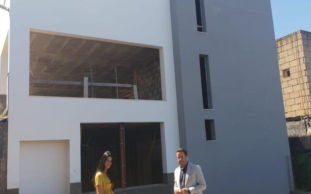 El 1 de septiembre culmina el plazo para presentar ofertas a la licitación de obras para la futura residencia de mayores de La Victoria de Acentejo