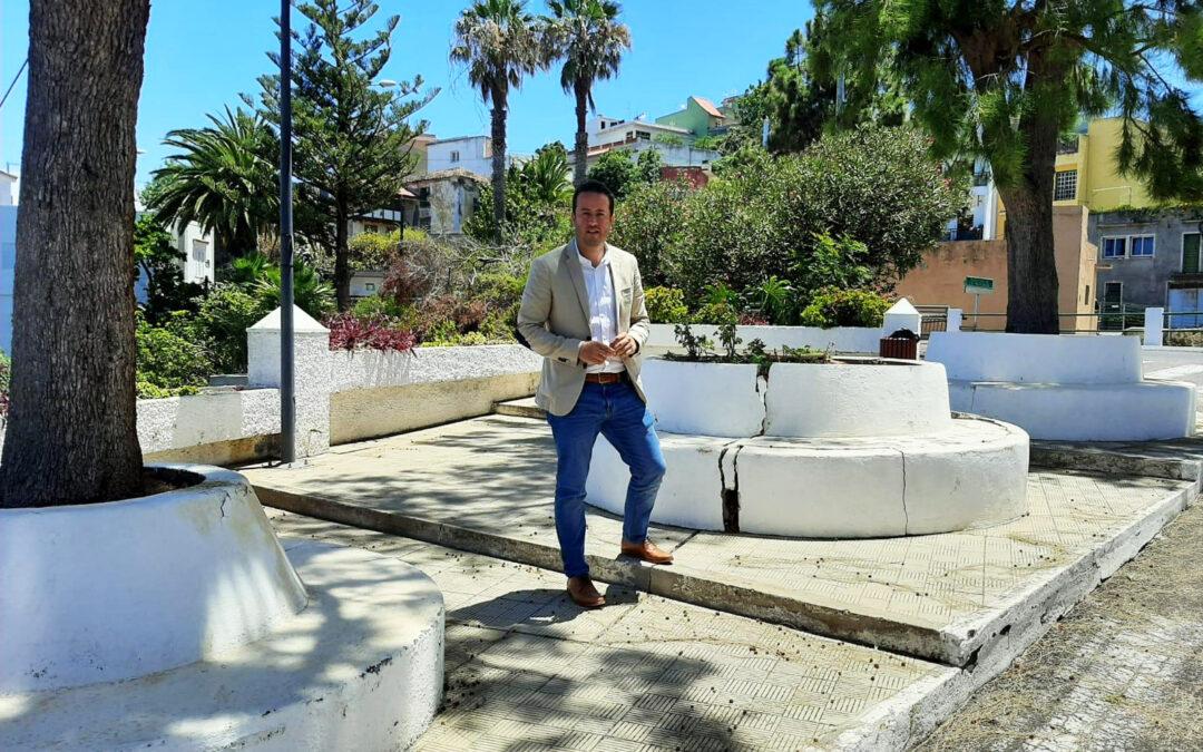 El Ayuntamiento de La Victoria de Acentejo afronta la reforma integral de la plaza Antigua