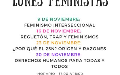El Ayuntamiento organiza sesiones formativas sobre igualdad y de sensibilización contra la violencia de género