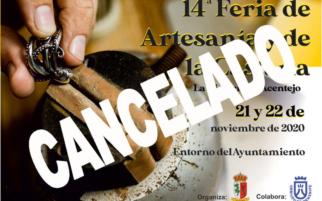 Abierto el plazo de inscripción para la XIV Feria de Artesanía y la Castaña
