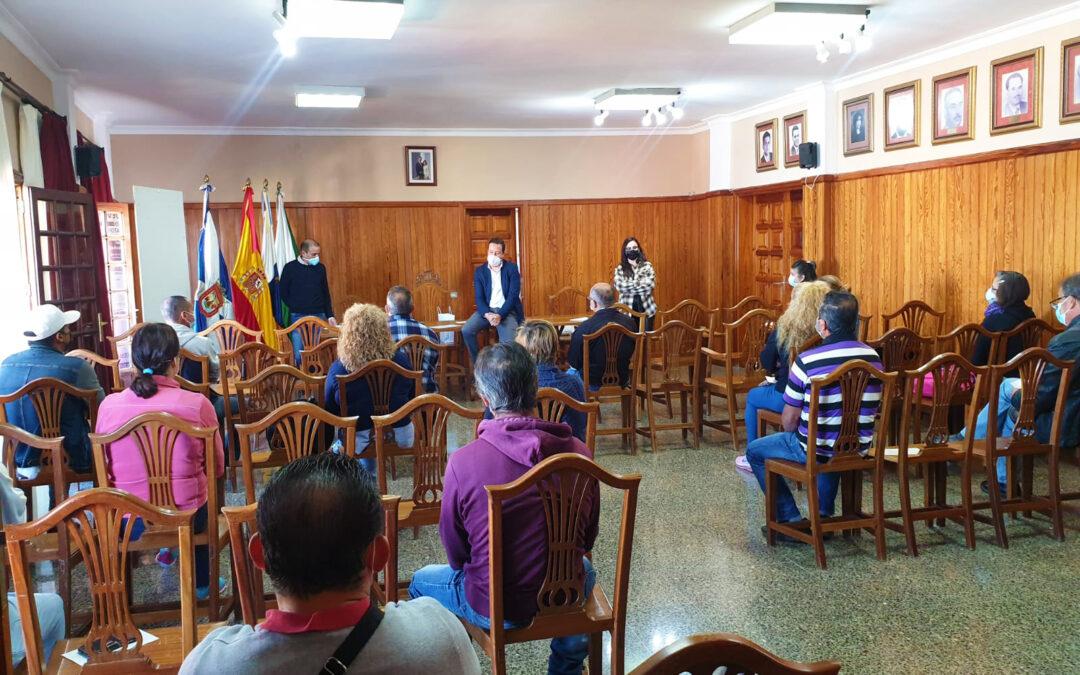 La Victoria pone en marcha un proyecto que dará trabajo a 47 personas desempleadas del municipio