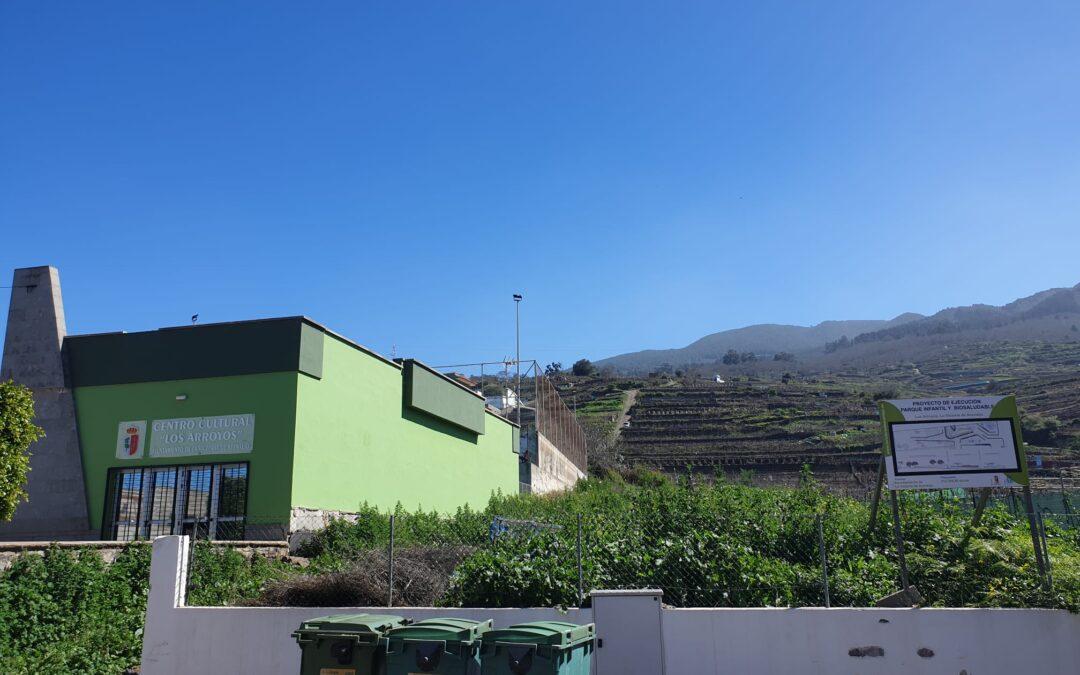 El barrio de Los Arroyos contará con un gran espacio para el ocio y la salud