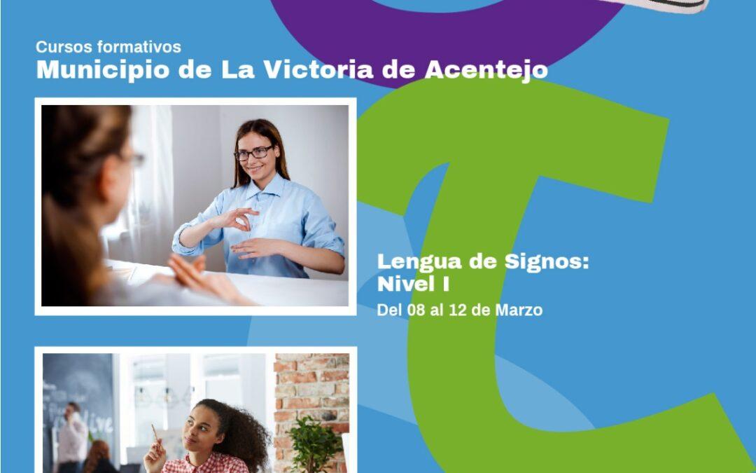 Cursos gratuitos para jóvenes de La Victoria de Acentejo