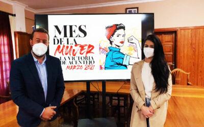 Presentada la programación prevista para marzo, 'Mes de la mujer'