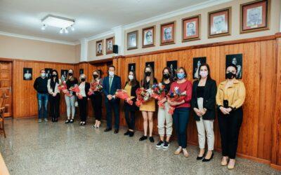 El Ayuntamiento acoge la segunda edición de «Mujeres en la ciencia»